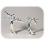 "6.5"" Heralding Angels Figurines - Set of 2"