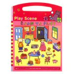 Room to Play Sticker Set Play Scene