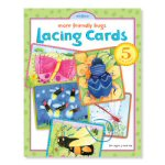 More Friendly Bugs Lacing Cards