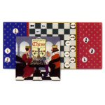 Magnetic Chess Travel Game