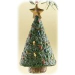 "3.75"" Holiday Traditions Christmas Tree Ornament"