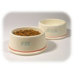 Small Pet Dish - Set of 2