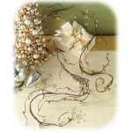 "60"" Twigs & Bells Garland"