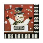 Winter Wonderland Lunch Napkins - pkg of 20