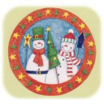 "12"" Snow Pals Stepping Stone"