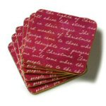 Shine Like Stars Coasters - Set of 6