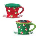 "5"" Cup and Saucer Tart Burners - Set of 2"