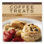 Coffee Treats Music Cooks Recipe Cards with CD