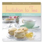 Sharon O'Conner's Invitation to Tea Recipes and CD