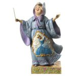 "9"" Disney Traditions Fairy Godmother Figurine"
