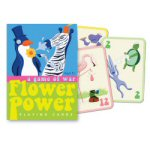 Flower Power Game of War Playing Cards