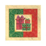 Home for Christmas Luncheon Napkins - pkg. of 16