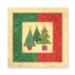 Home for Christmas Dinner Napkins - pkg. of 16