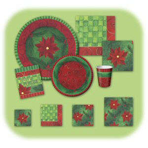 Contemporary Poinsettia Collection