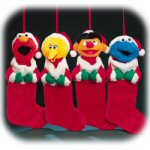 "20"" Sesame Street® Character Stocking"