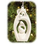"5.75"" Circle of Love Nativity Ornament"