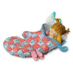 "5"" Kitchen Fairies Oven Mitt Fairy Figurine"
