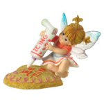 "3"" Kitchen Fairies Valentine Cookie Fairy Figurine"