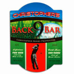 Golf Bar Sign - Personalized