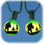 Shrek Light Set - string of 7