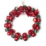 "12"" Jingle Bell Wreath"