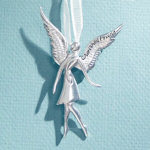 "3"" Cherished Friend Angel Ornament/Lapel Pin"