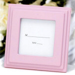 "Square Pink 3"" x 3""  Frame"