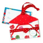 "4.25"" To: Santa Gift Card Holder & Tag"