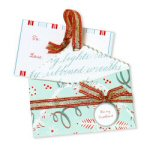 "4.25"" For My Sweetheart Gift Card Holder & Tag"