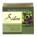 Sisters Everyday Thoughts Perpetual Calendar