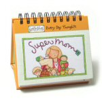 Super Mom Everyday Thoughts Calendar